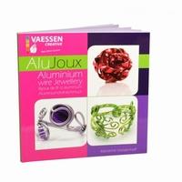 AANBIEDING Alujoux Wire Jewellery  (4-talig boek)