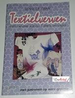 Textielverven, Leane de Graaf uitg. Leane Creatief*