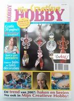 Mijn Creative Hobby 7e jaargang nr. 24 Zomer 2007