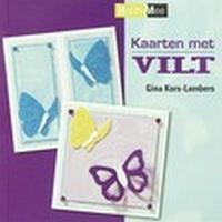 HobbyMee boek: Kaarten met Vilt, Gina Kors-Lamberts