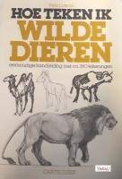 Hoe teken ik Wilde dieren, Felix Lorenzi