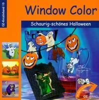 Window Color OZ-Kreativband 19 Halloween motieven