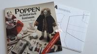 Poppen in Historisch kostuum, Ron en Olga van der Most