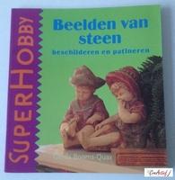 SuperHobby 326689 Beelden van Steen, beschilderen + patinere
