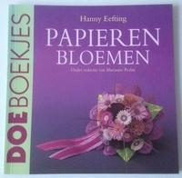 DoeBoekje 07149 Papieren bloemen, Hanny Eefting