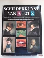 Schilderkunst van A tot Z encyclopedie