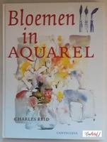 Bloemen in Aquarel, Charles Reid (1 op voorraad)