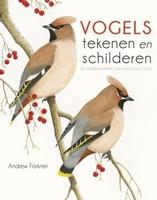 Vogels tekenen en schilderen, Adrew Forkner