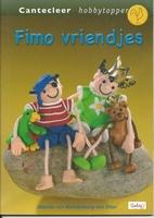 Cantecleer Hobbytopper Fimo Vriendjes, J. van Noordermeer