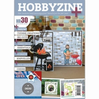 Hobbyzine plus 30 HZ01903 o.a. Yvonne Creations, Big Guys