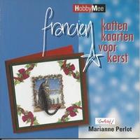 HobbyMee boek: Franciens Kattenkaarten voor Kerst