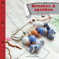 Home & Hobby , Broches en Spelden, Louise Compagnone