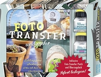 Fototransfer starterset incl. Boek (Duitstalig)