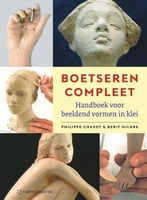 Boetseren Compleet, Philippe Chazo/Berit Hildre (paperback)