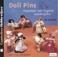 Cantecleer Hobbywijzer 137 Doll Pins, Elle Dreijer