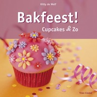 Bakfeest cupcakes en zo, Kitty de Wolf