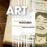Art Specially, Zeg het met woorden (laatste exemplaar)